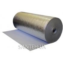 Подложка для тёплого пола фольгированная 5мм (50м)