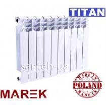 Биметаллический радиатор MAREK TITAN 500/96мм