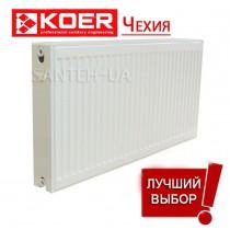 Радиатор KOER тип 22 500/400