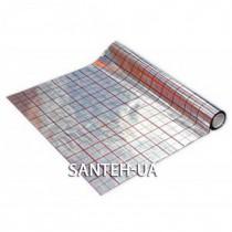 Пленка для теплого пола фольгированная 50м (60мк)