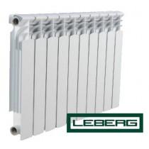 Радиатор алюминиевый LEBERG