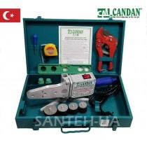 Паяльник для пластиковых труб CANDAN СМ-06