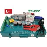 Паяльник для пластиковых труб CANDAN CM-03