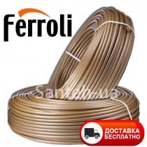 Труба для тёплого пола Ferroli Pex-A 16x2 Италия