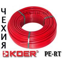 Труба для теплого пола Koer 16x2 пятислойная!