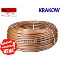 Труба для тёплого пола Krakow Pex-A 16x2 Польша